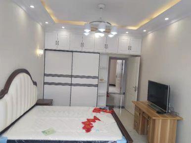 南京市弘阳三期现代简约三居室装修案例,尽显时尚现代美