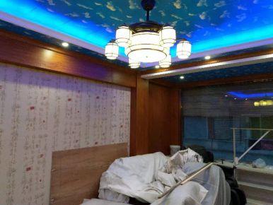 南京混搭风格三居室装修效果图