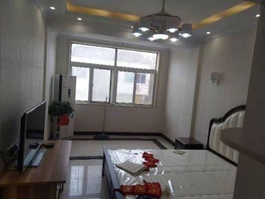 南京现代风格三居室装修效果图
