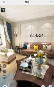 南京美式风格别墅装修效果图