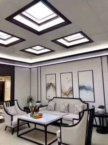 石家庄铂宫时代欧式风格三居室装修效果图