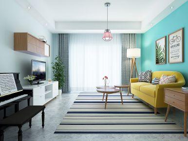 厦门混搭风格小户型装修案例 带给我们对家的无限遐想