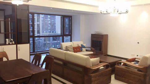 贵阳中式风格四居室装修效果图