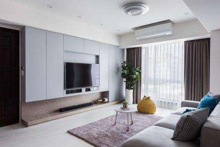 深圳欧式风格三居室装修效果图
