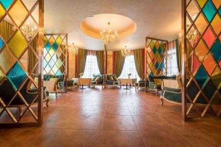 长沙美式风格餐厅装修效果图