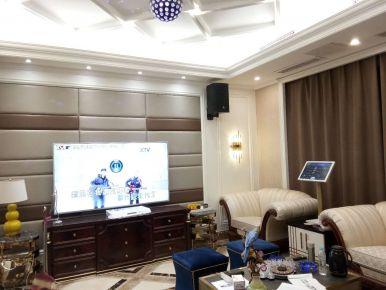 天津欧式风格娱乐会所装修效果图