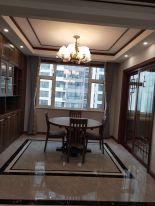 石家庄中式风格三居室装修案例