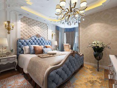 六安简欧风格四居室装修效果图