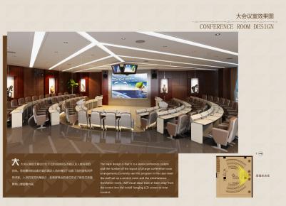 长沙中式风格办公室装修效果图