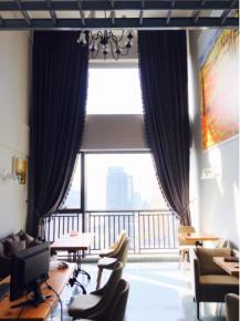 广州美式风格办公室装修效果图