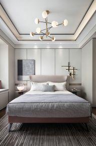 广州现代风格三居室装修效果图