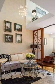 佛山罗马新都欧式三居室装修效果图欣赏
