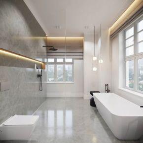 紹興頂級豪宅工業風裝修案例