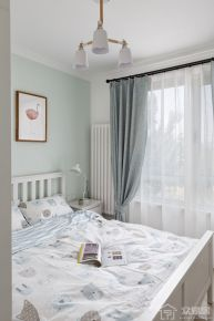 绍兴欧式风格两居室装修效果图