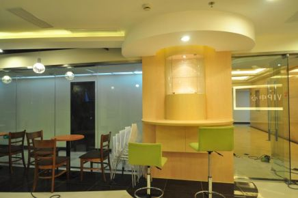 长沙简约风格办公室装修案例