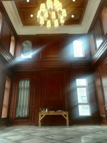 烟台中式风格别墅装修效果图