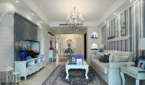 温州地中海四居室装修效果图