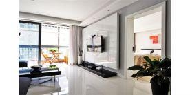 福州日式风格四居室装修效果图