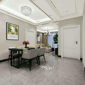石?#26131;?#29616;代风格三居室装修效果图