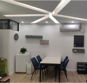 广州北欧风格三居室装修效果图