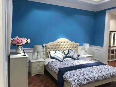 廊坊简约风格两居室装修效果图