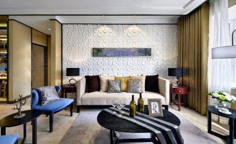 重庆现代风格家居设计,简约精致之美