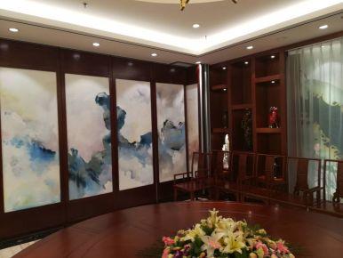 北京中式风格酒店装修效果图