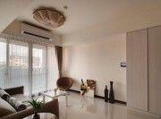 淮安现代简约风格两居室装修效果图