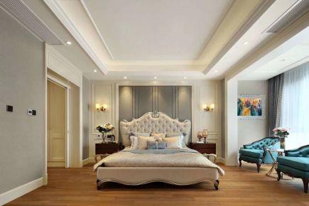 郑州融城花园简约三居室装修效果图