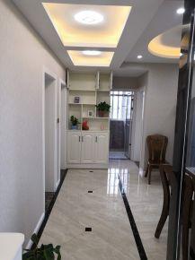 镇江柬壁华诚二期现代简约三居室装修效果图