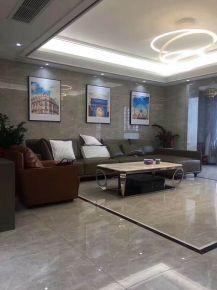 郑州融城城园90平轻松地中海浪漫三居室装修案例