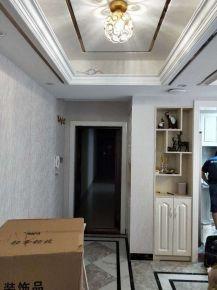 镇江扬中三桥翡翠中央现代简约三居室装修案例