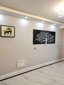 丹阳嘉绘新城地中海风格三居室装修案例,浪漫漂亮到窒息!