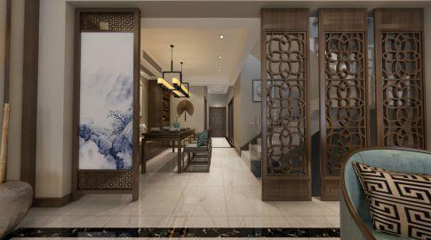 重庆新中式别墅装修效果图