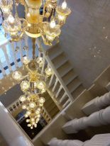 佛山保利紫山国际别墅区全屋高端装修设计案例