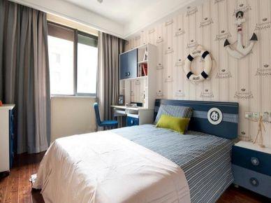 乌鲁木齐万泰阳光城现代风二居室装修案例,满满的格调感!
