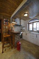 乌鲁木齐二号台地清新美式三居室装修案例,全屋温馨又漂亮