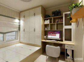 郑州融城城园地中海风格三居室装修,风景四季如夏