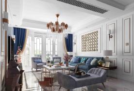 六安明辉城115㎡地中海欧式三居室,温馨舒适的浪漫之家!