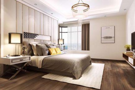 厦门现代风格四居室装修效果图