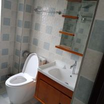 重庆现代风格两居室装修效果图
