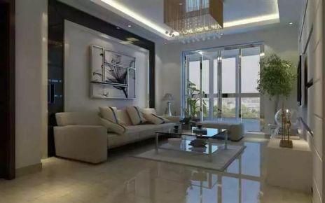 大连现代风格两居室装修效果图