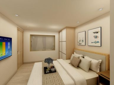 广州欧式风格复式楼装修效果图