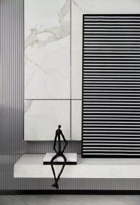 无锡现代风格复式楼装修效果图