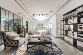 成都142m²新中式四居室装修效果图