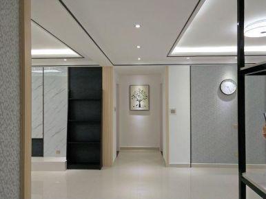 郑州新中式简约两居室装修效果图