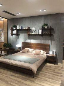 郑州现代欧式风格两居室装修效果图