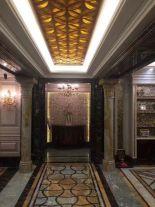 苏州美式风格四居室装修效果图