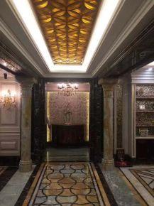 蘇州美式風格四居室裝修效果圖