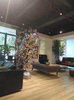 苏州现代风格办公室装修效果图